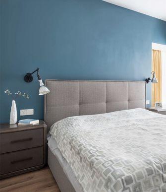 130平米三室两厅宜家风格卧室效果图