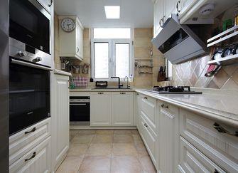 140平米四美式风格厨房图片