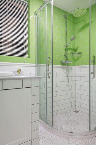 110平米三室两厅地中海风格卫生间装修效果图