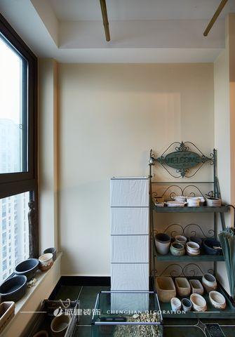 80平米日式风格阳台设计图