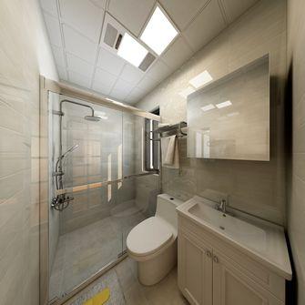 140平米四室三厅中式风格卫生间图片