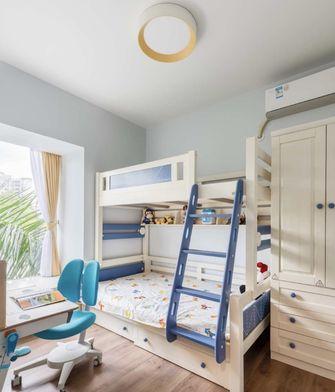 140平米三室两厅宜家风格儿童房装修案例