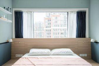 70平米三室一厅北欧风格卧室设计图