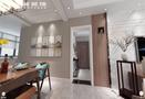 140平米四室两厅东南亚风格走廊装修图片大全