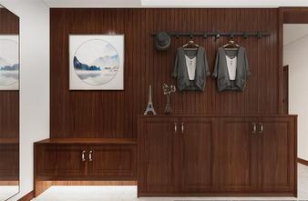 120平米三室两厅中式风格衣帽间装修图片大全