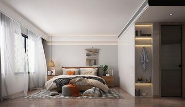140平米四室四厅美式风格卧室设计图