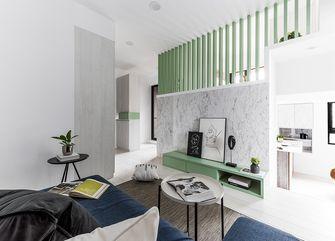 90平米复式宜家风格客厅图