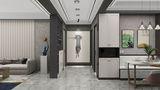 80平米现代简约风格走廊图片大全