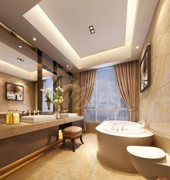 100平米公寓中式风格卫生间装修图片大全