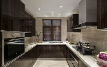 80平米新古典风格厨房设计图