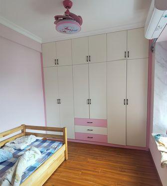 140平米三中式风格儿童房效果图
