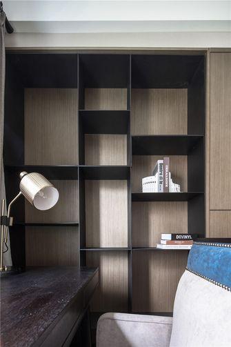 120平米三室两厅混搭风格书房装修效果图