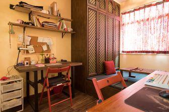 豪华型90平米东南亚风格书房图片