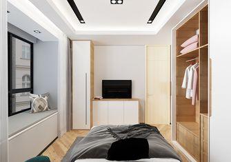 60平米一室一厅现代简约风格玄关装修图片大全