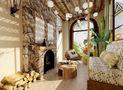 140平米别墅新古典风格阳光房装修图片大全