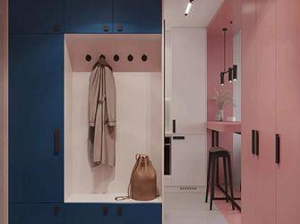 50平米一室一厅现代简约风格玄关装修案例