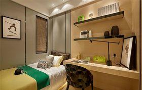80平米現代簡約風格客廳裝修圖片大全