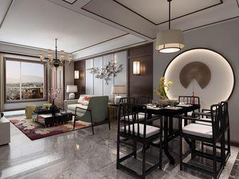 110平米中式风格餐厅欣赏图