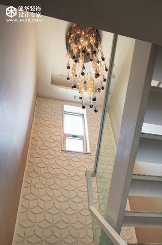 10-15万140平米复式现代简约风格楼梯效果图