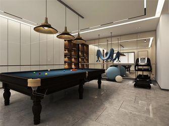 90平米三室两厅现代简约风格储藏室图