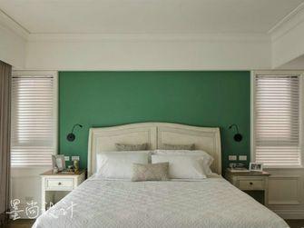 130平米四室两厅英伦风格卧室装修案例