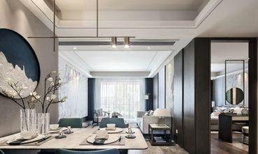 100平米三室两厅中式风格餐厅装修效果图