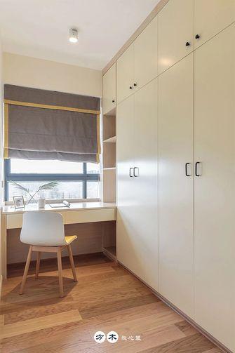 100平米三室两厅北欧风格衣帽间设计图