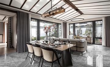 130平米四中式风格餐厅装修效果图