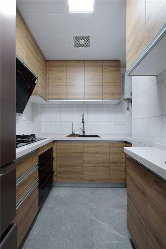 50平米一室两厅欧式风格厨房图片大全