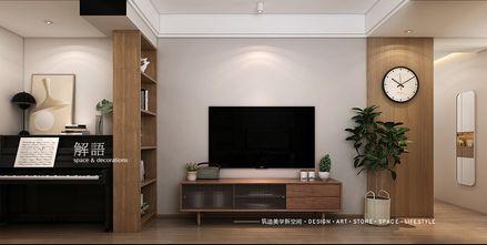 60平米北欧风格客厅装修图片大全