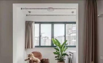 80平米现代简约风格阳台装修图片大全