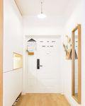 120平米三室两厅日式风格走廊装修图片大全