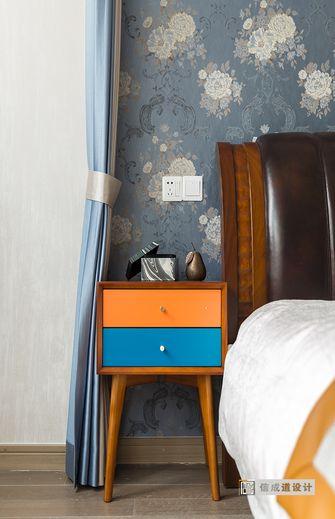 130平米四室两厅法式风格卧室装修案例
