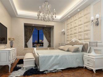豪华型120平米四室一厅欧式风格卧室装修案例