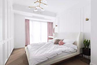 110平米三室两厅欧式风格卧室装修效果图