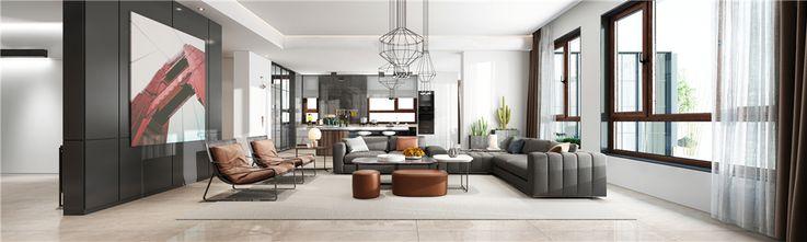 豪华型140平米别墅其他风格客厅图片大全