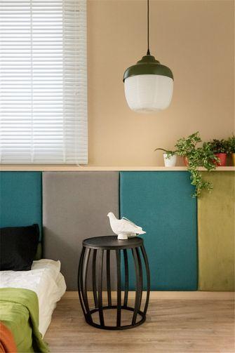 40平米小户型北欧风格卧室欣赏图