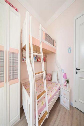 120平米三室一厅北欧风格儿童房欣赏图