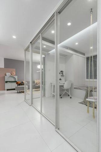 100平米三室两厅北欧风格阳光房效果图