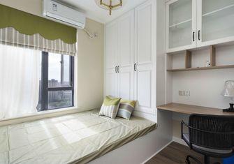 90平米三室两厅美式风格书房设计图