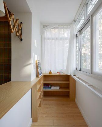 50平米小户型日式风格书房图片
