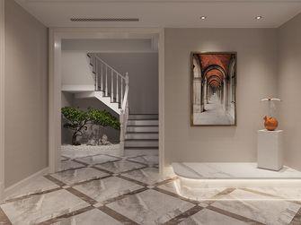 140平米复式欧式风格玄关图片大全