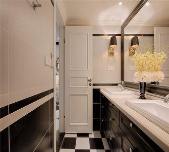 80平米公寓新古典风格卫生间装修图片大全