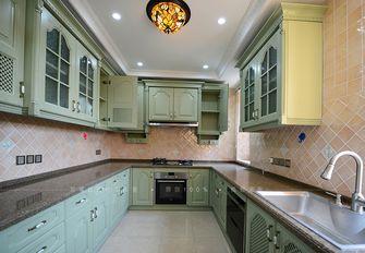 豪华型140平米别墅美式风格厨房图片