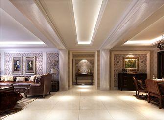 130平米三室两厅欧式风格走廊效果图
