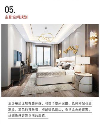 140平米四混搭风格卧室设计图