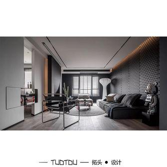 3-5万130平米三室两厅混搭风格客厅装修案例