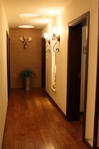 5-10万100平米四室两厅东南亚风格走廊装修图片大全