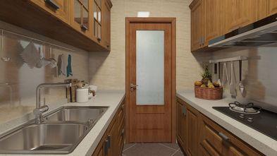 100平米三中式风格厨房图