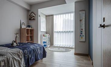 110平米三日式风格儿童房设计图